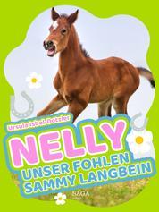 Nelly - Unser Fohlen Sammy Langbein