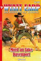 William Mark: Wyatt Earp 182 – Western