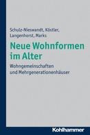 Frank Schulz-Nieswandt: Neue Wohnformen im Alter