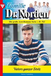 Familie Dr. Norden 745 – Arztroman - Vaters ganzer Stolz