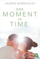 Lauren Barnholdt: One Moment in Time ★★★★