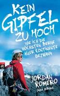 Jordan Romero: Kein Gipfel zu hoch ★★★★