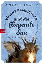 Bülent Rambichler und die fliegende Sau - Ein Provinzkrimi