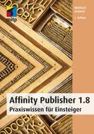 Winfried Seimert: Affinity Publisher