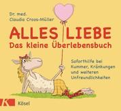 Alles Liebe - Das kleine Überlebensbuch - Soforthilfe bei Kummer, Kränkungen und weiteren Unfreundlichkeiten