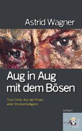 Aug in Aug mit dem Bösen - True Crime: Aus der Praxis einer Strafverteidigerin