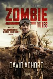 ZOMBIE RULES - Endzeit-Thriller
