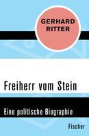 Gerhard Ritter: Freiherr vom Stein