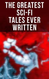The Greatest Sci-Fi Tales Ever Written