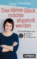 Gina Schöler: Das kleine Glück möchte abgeholt werden ★★★★