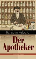 Hermann Heiberg: Der Apotheker (Historischer Roman)