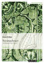 Seeungeheuer - 100 Monster von A bis Z