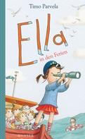 Timo Parvela: Ella in den Ferien ★★★★★