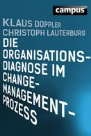 Klaus Doppler: Die Organisationsdiagnose im Change-Management-Prozess