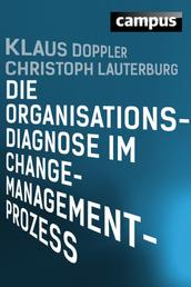 Die Organisationsdiagnose im Change-Management-Prozess