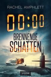 BRENNENDE SCHATTEN - Thriller