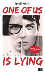 ONE OF US IS LYING - Nominiert für den Deutschen Jugendliteraturpreis 2019