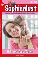 Marisa Frank: Sophienlust 213 – Familienroman ★★★★★