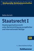 Stefan Korioth: Staatsrecht I