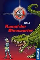 THiLO: Vier durch die Zeit, 1, Kampf der Dinosaurier ★★★★