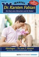Ina Ritter: Dr. Karsten Fabian 203 - Arztroman