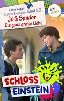 Schloss Einstein: Schloss Einstein - Band 20: Jo & Sandor - Die ganz große Liebe ★★