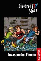 Ulf Blanck: Die drei ??? Kids, 3 Invasion der Fliegen (drei Fragezeichen Kids) ★★★★★