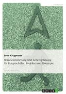 Sven Krugmann: Berufsorientierung und Lebensplanung für Hauptschüler. Projekte und Konzepte