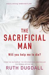The Sacrificial Man - Shocking. Page-Turning. Intelligent. Psychological Thriller Series with Cate Austin