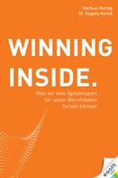 Markus Hornig: Winning Inside