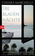 Chiara Marchelli: Die blauen Nächte ★★★★