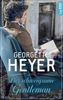 Georgette Heyer: Der schweigsame Gentleman ★★★★