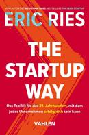 Eric Ries: The Startup Way