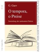 G. Gaev: O tempora, o Preise ★★★★★