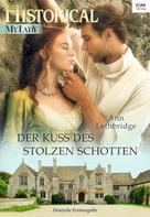 Ann Lethbridge: Der Kuss des stolzen Schotten ★★★★