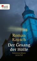 Roman Rausch: Der Gesang der Hölle ★★★