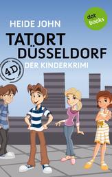 4D - Tatort Düsseldorf - Der Kinderkrimi