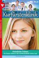 Nina Kayser-Darius: Kurfürstenklinik 22 – Arztroman ★★★★★