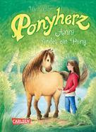 Usch Luhn: Ponyherz 1: Anni findet ein Pony ★★★★★