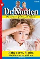 Patricia Vandenberg: Dr. Norden 671 – Arztroman ★★★★★