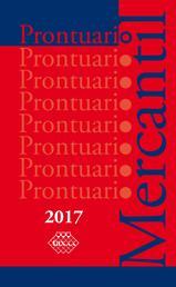 Prontuario Mercantil 2017