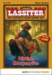 Lassiter - Folge 2300 - Blutige Morgenröte