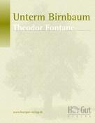 Theodor Fontane: Unterm Birnbaum ★★★★