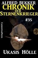Alfred Bekker: Chronik der Sternenkrieger 35: Ukasis Hölle ★★★★