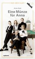 Anne Gold: Eine Münze für Anna ★★★★