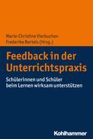 Marie-Christine Vierbuchen: Feedback in der Unterrichtspraxis