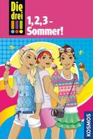 Mira Sol: Die drei !!!, 1,2,3 Sommer! (drei Ausrufezeichen) ★★★★