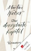 Martin Walser: Das dreizehnte Kapitel ★★★★