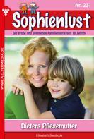 Elisabeth Swoboda: Sophienlust 231 – Familienroman ★★★★★