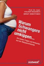 Warum Schwangere nicht umkippen... - Die besten Fragen und Antworten aus der Babysprechstunde